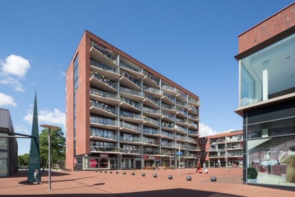Rijkeeplein 15-22 Hoogvliet Rotterdam - Rijkeeplein 15-22, Hoogvliet Rotterdam