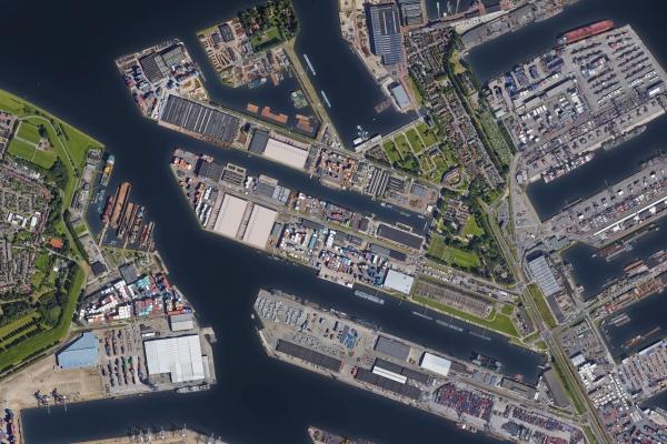 Bunschotenweg ong Rotterdam - Bunschotenweg ong, Rotterdam