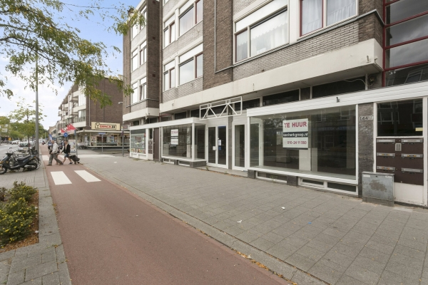 Burgemeester Baumannlaan 144-146 Rotterdam - Burgemeester Baumannlaan 144-146, Rotterdam