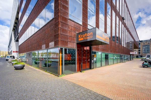 Kratonkade 17 Rotterdam - Kratonkade 17, Rotterdam